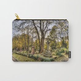 Highgate Cemetery London Carry-All Pouch