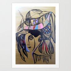 Ruben6 Art Print