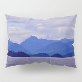 Blue Mountains in the Distance Pillow Sham