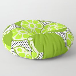 It' Party Lime! Floor Pillow