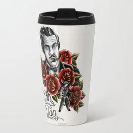 """German Valdés """"Tin-Tan"""" Travel Mug"""