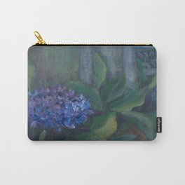 Hydrangea AC151223c-13 Carry-All Pouch