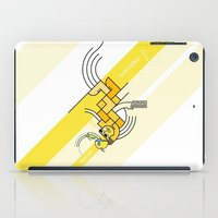 pixies iPad Cases featuring Where is my mind? by Emilio Correa