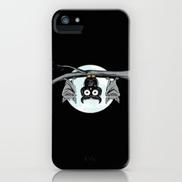 Cute Owl With Friends iPhone Case