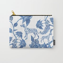 BLUE BATIK WEIMS Carry-All Pouch