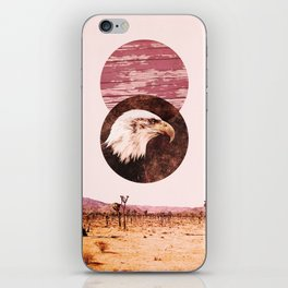 desert feels iPhone Skin