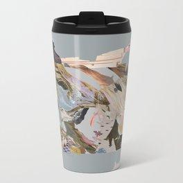 image flow Metal Travel Mug