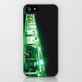 Layover, Bristol Temple Meads iPhone Case