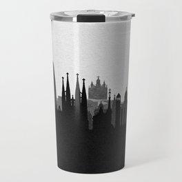 City Skylines: Barcelona Travel Mug