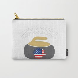usa curling team Carry-All Pouch