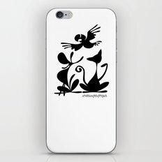 Pet Logo iPhone & iPod Skin
