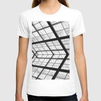 san diego T-shirts featuring San Diego library by eightjay
