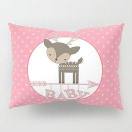 Baby Deer Pillow Sham