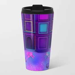 Living  In Fairy Tales Travel Mug