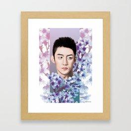 Addicted (Johnny Huang Jingyu) Framed Art Print
