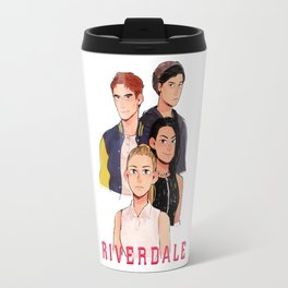 riverdale anime Travel Mug