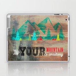 Your Mountain is Waiting 2 Laptop & iPad Skin