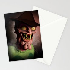 Scary Terry Stationery Cards
