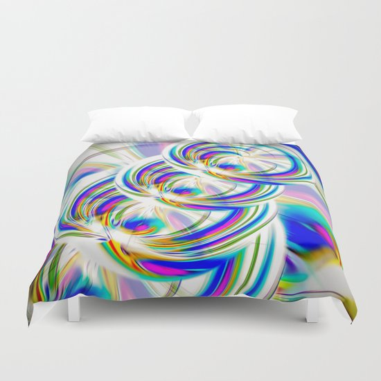 Abstract Perfection 22 Duvet Cover