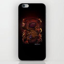 Dragon (Signature Design) iPhone Skin