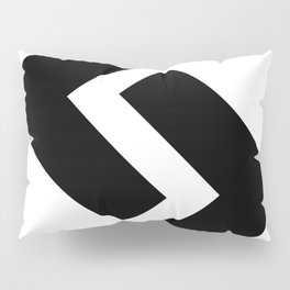 Jera Rune Pillow Sham