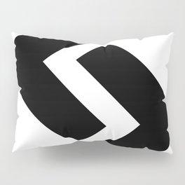 Jera Rune Pillow Sham