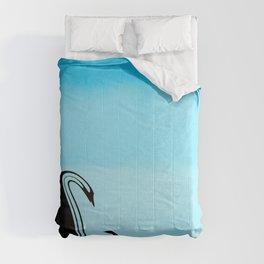Penguin Lessons Comforters