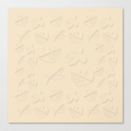 Egg Sour Sidecar Canvas Print