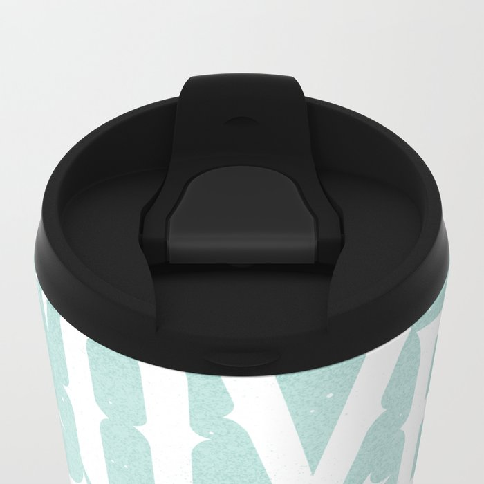 Love & Fate Metal Travel Mug