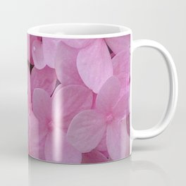 Pink Hydrangea - Flower Photography Coffee Mug