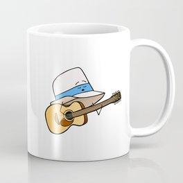 Fedora Crooner Coffee Mug