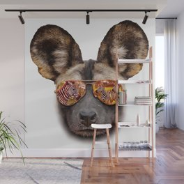 Mr. Hyena Wall Mural