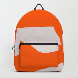 Abstract Form 6A Backpack