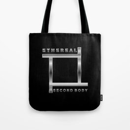 ETHEREAL SECOND BODY Tote Bag