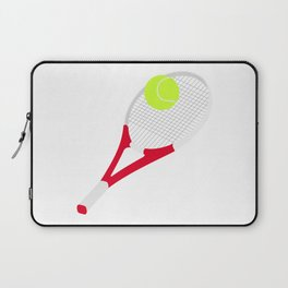 Tennis racket and tennis ball Laptop Sleeve