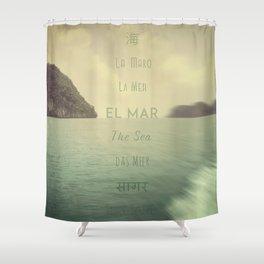 La Maro Shower Curtain
