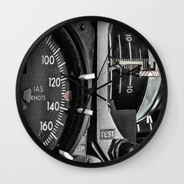 IAS ADI Wall Clock