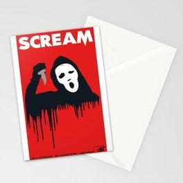 MTV SCREAM 1 Stationery Cards