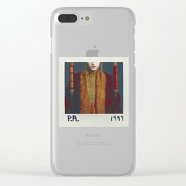 1999 (Version 1) Clear iPhone Case