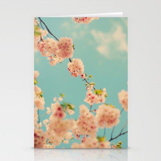 Splash of Pink Stationery Cards