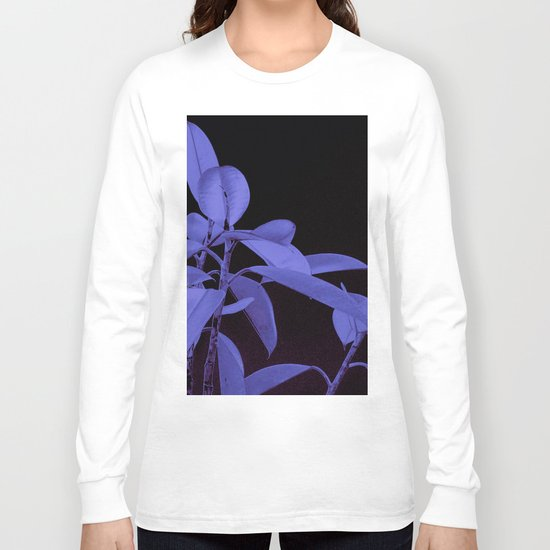 Rubber plant II Long Sleeve T-shirt