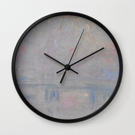 Charing Cross Bridge Wall Clock