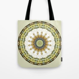 Mandalas from the Heart of Peace 5 Tote Bag