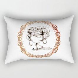 princessmi - sweet girl2 Rectangular Pillow