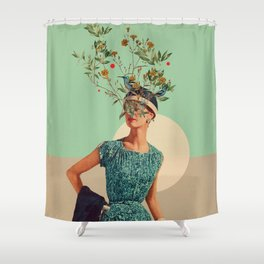 Haru Shower Curtain