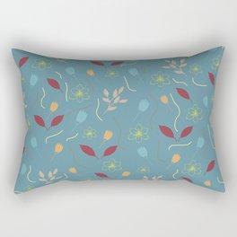 Four Seasons Rectangular Pillow