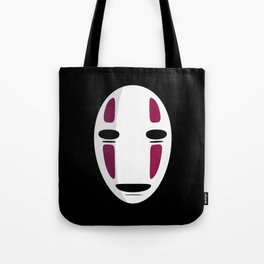 No Face Tote Bag