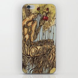 Her Rooted Soul iPhone Skin