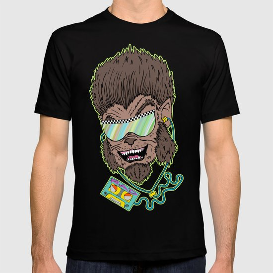 Hungry Like the Werewolf T-shirt