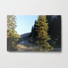 Eel River 2 Metal Print